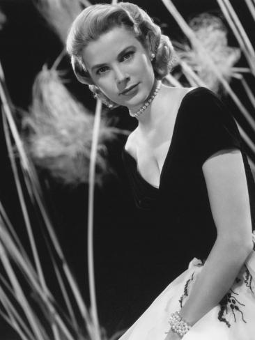 Grace Kelly, Rear Window, 1954 Photographic Print