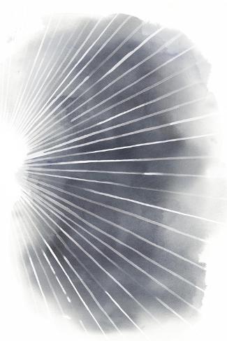 Rays II Art Print