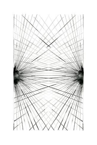 Rays III Art Print