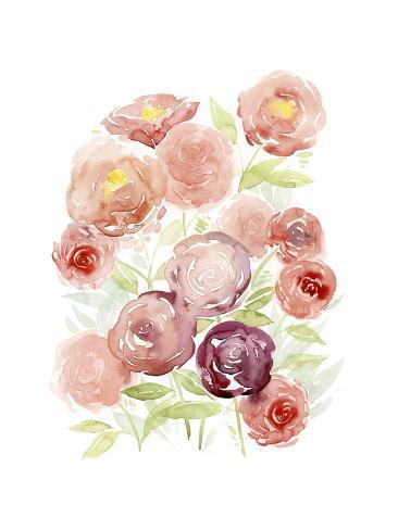 Rosen Garden I Stampa artistica