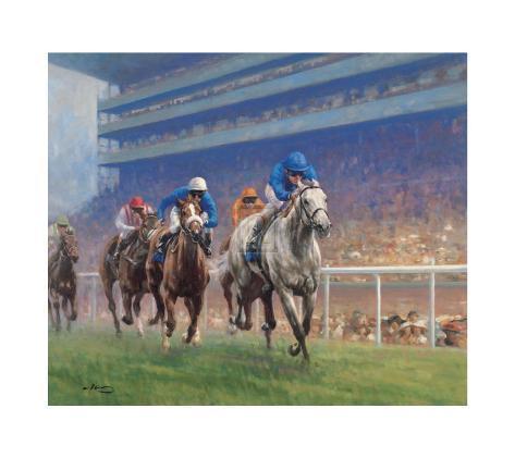 Diamond Stakes Ascot, 1999 Collectable Print
