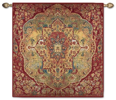 Grand Bazaar V Wall Tapestry