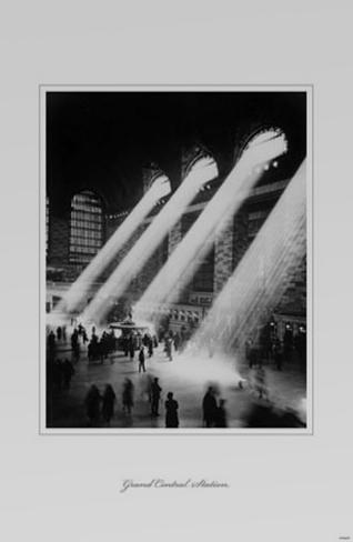 Grand Central Station Masterprint