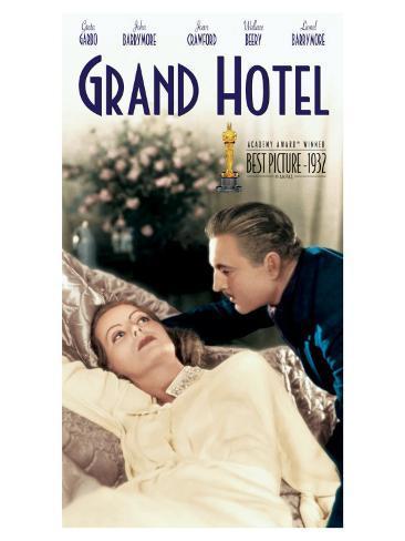 Grand Hotel, 1932 Impressão artística