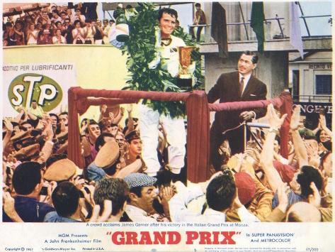 Grand Prix, 1966 Lámina