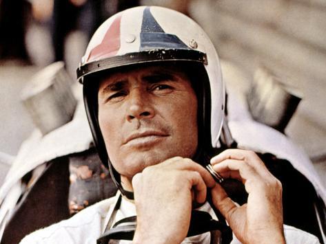 Grand Prix, James Garner, 1966 Photo