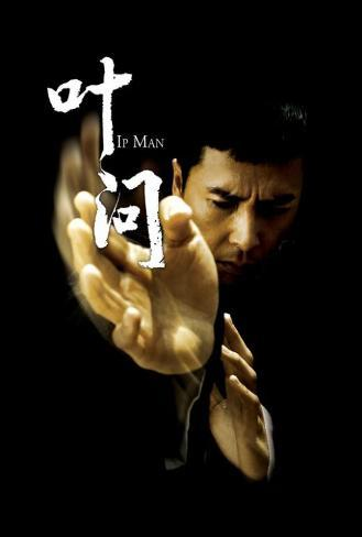 Grandmaster Yip Man - Chinese Style Poster