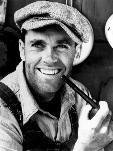 Grapes of Wrath, Henry Fonda, 1940 写真