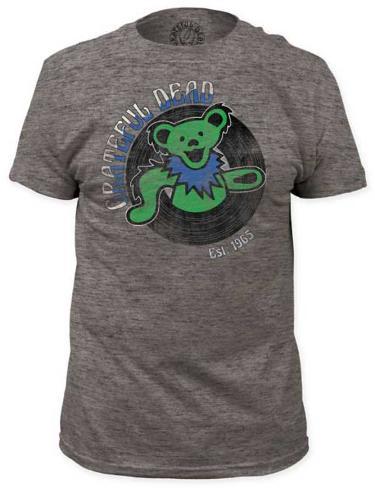 Grateful Dead - Dancing Bear Est. 1965 (slim fit) T-Shirt