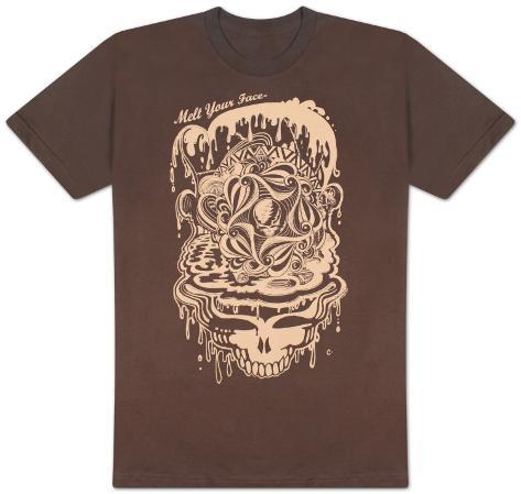 Grateful Dead - Dead Melt T-Shirt