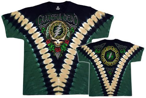 Grateful Dead- GD Shamrock V T-Shirt