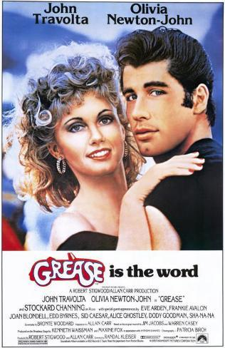 Grease Stampa master