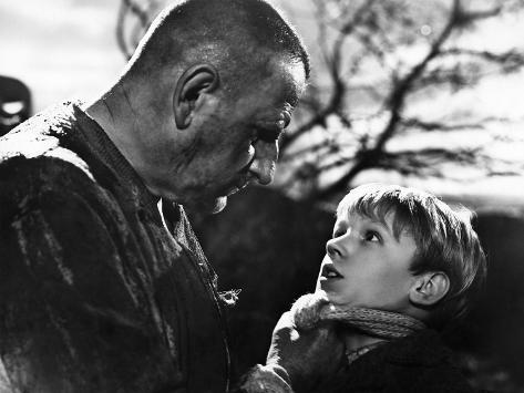 Great Expectations, Finlay Currie, Tony Wager, 1946 Foto