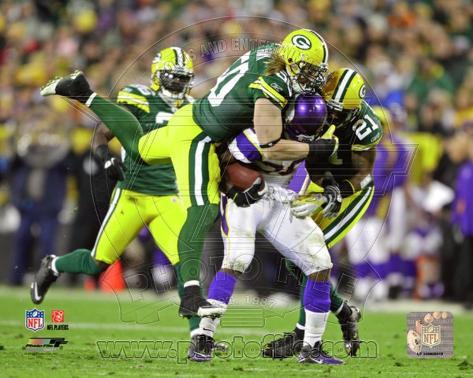 Green Bay Packers - A.J. Hawk Photo Photo