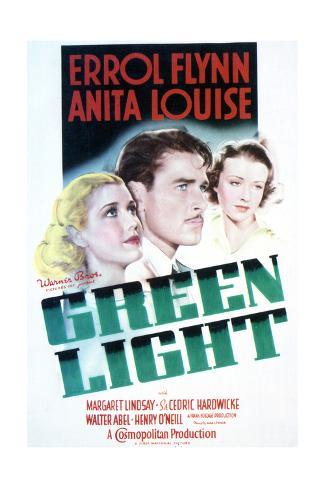 Green Light - Movie Poster Reproduction Stampa artistica