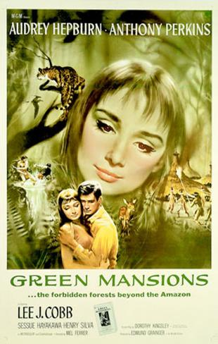 Green Mansions Art Print