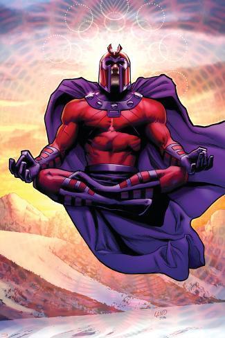 Uncanny X-Men No.521 Cover: Magneto Poster