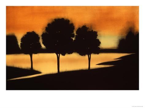 Savannah Nights Giclee Print