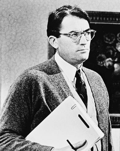 Gregory Peck, To Kill a Mockingbird (1962) Photo