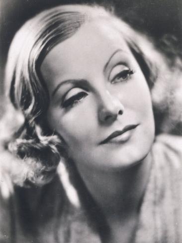 Greta Garbo Swedish-American Film Actress Photographic Print