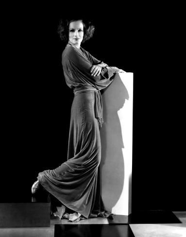 Greta Garbo Photo