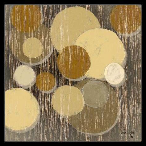 Grey Expanse Art Print