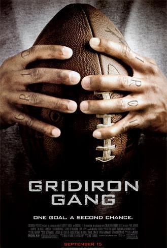 Gridiron Gang Poster