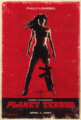 Grindhouse, A prova di morte Poster