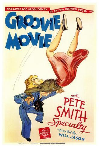 Groovie Movie Poster