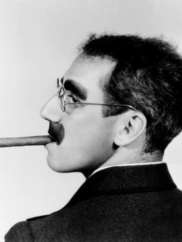 Groucho Marx, Ca. 1933 Photo