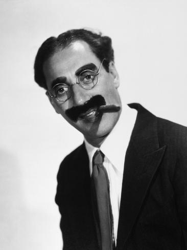 Groucho Marx Photographic Print