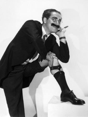 Groucho Marx Photographic Print