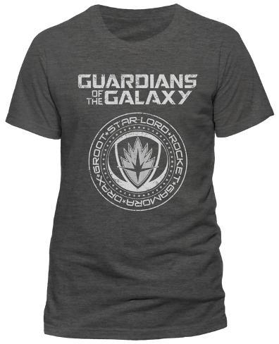 Guardians of the Galaxy Vol. 2 - Crest T-Shirt