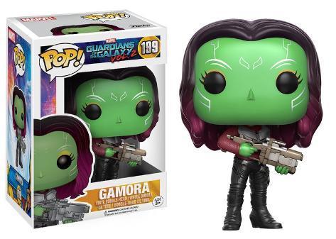 Guardians of the Galaxy Vol. 2 - Gamora POP Figure Toy