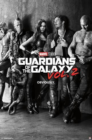 Guardians Of The Galaxy Vol. 2 - One Sheet Poster
