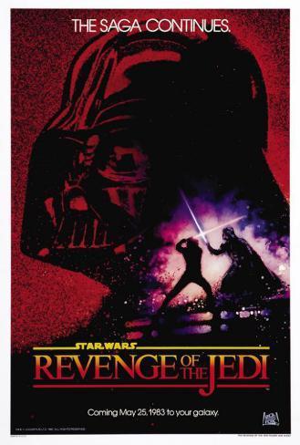 Guerra nas Estrelas: O Retorno de Jedi Pôster