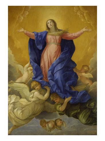 The Assumption, 1631/1642 Giclée-vedos