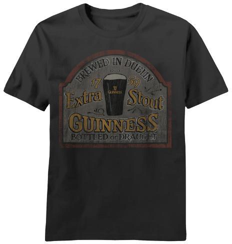Guinness - Extra Stout T-Shirt