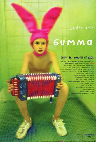 Gummo - Japanese Style Poster
