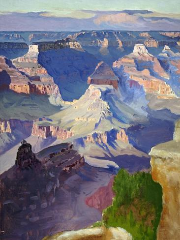 Grand Canyon Giclee Print