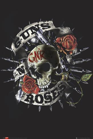 Guns-N-Roses-Firepower Poster