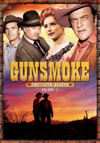 Gunsmoke Poster