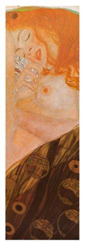 Danae (detail) Art Print