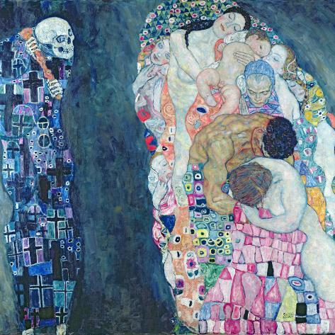 Death and Life, circa 1911 Giclee Print