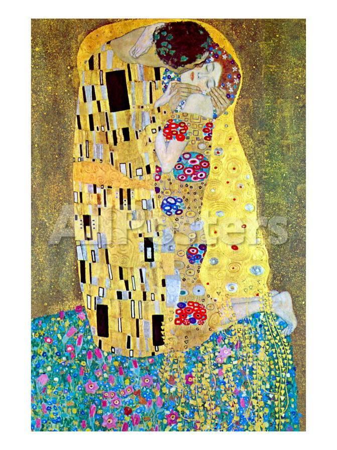 El beso Pósters por Gustav Klimt en AllPosters.es
