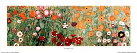 Flowery Garden Detail Impressão artística