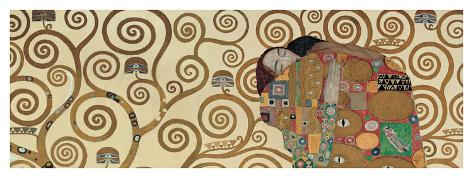 Fulfillment, Stoclet Frieze, c.1909 (detail) Giclee Print