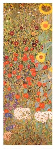 II Giardino di Campagna (detail) Art Print