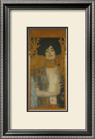 Judith I, 1901 Impressão artística emoldurada