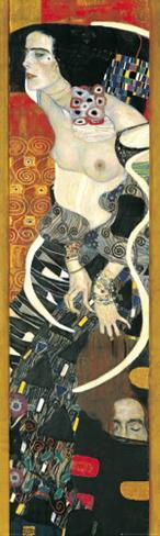 Judith II, c.1909 Art Print